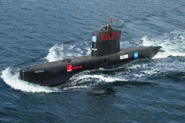 kim wall submarine