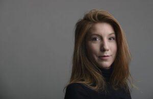 kim wall swedish journalist headless