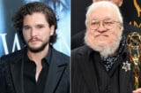 Kit Harington George R.R. Martin