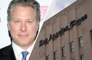 LA Times CEO Ross Levinsohn