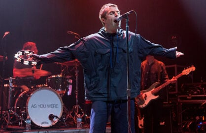 Liam Gallagher Documentary 'As It Was' Acquired by Screen Media