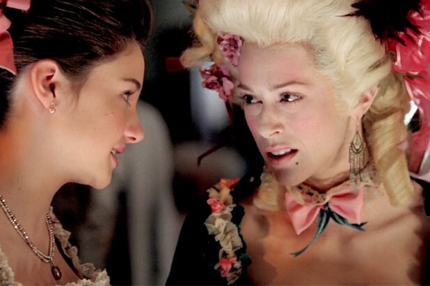 Louise Linton Marie Antoinette >> Watch Louise Linton's First Marie Antoinette Moment From 2007 'CSI: NY' Episode (Video)