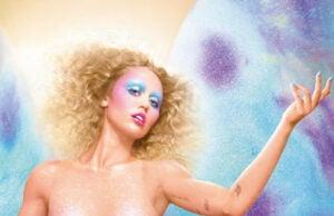 miley cyrus lachapelle nude fairy