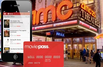 Take That, MoviePass! Cinemark Launches Monthly Membership