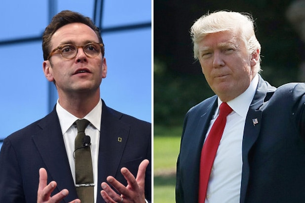 james murdoch donald trump