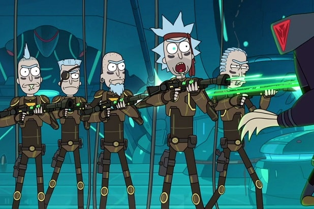 rick and morty Every Rick Ranked seal team rick