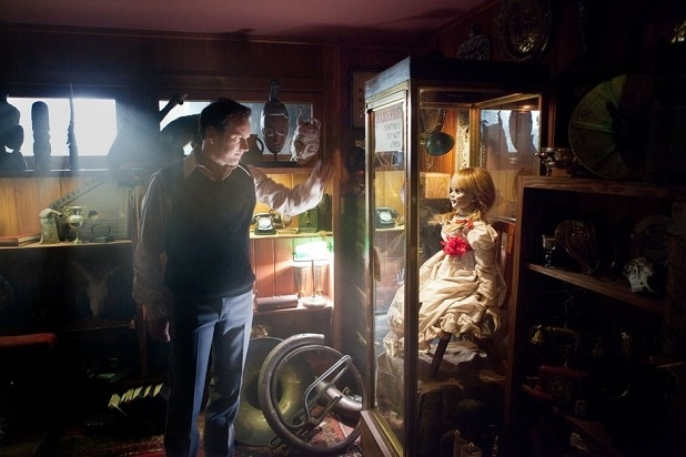 the conjuring verse fact check ed lorraine warren museum