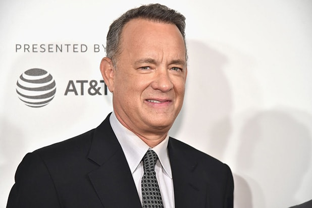 Tom Hanks producing and starring in A Man Called Ove remake