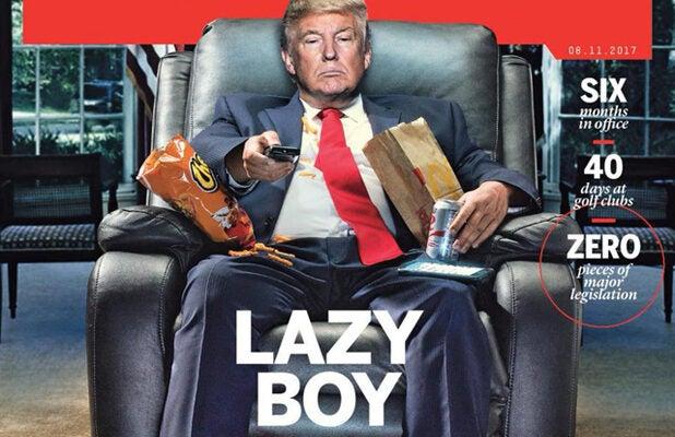 The political hodge podge thread - Page 2 Trump-lazy-boy-618x400