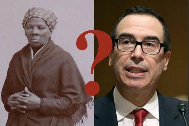 tubman $20 bill mnuchin
