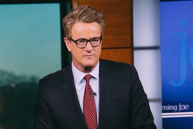 'Morning Joe's' Mika Can't Handle Video Of Trump
