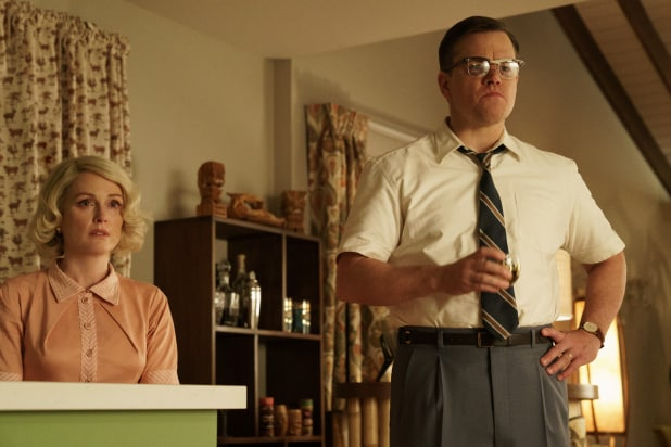 Suburbicon  Review  George Clooney Overplays His Hand With Grotesque ... 8b50c1e50