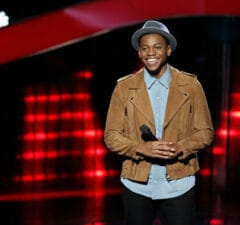 """The Voice"" Season 12 winner Chris Blue"