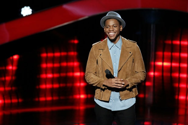 """The Voice"" Season 12 winner Chris Blue"