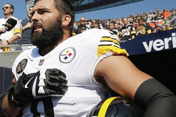 5e4a39d1e Pittsburgh Steelers  Alejandro Villanueva to Donate NFL Jersey Sales ...