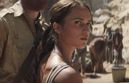 Lara croft leeterr source filmmaker tomb raider
