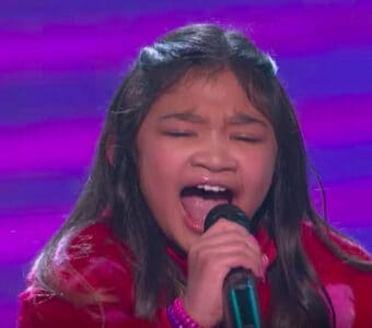 Angelica Hale on 'AGT' finale