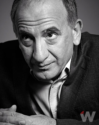 Armando Iannucci DEATH OF STALIN director