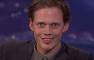 Bill Skarsgard Smile It