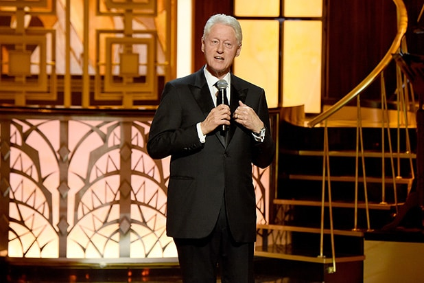 Bill Clinton's First Novel Is Becoming a Showtime TV Series