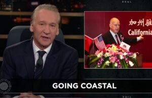 Bill Maher Jerry Brown