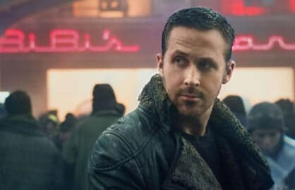 4506f59c377 Harrison Ford Can't Remember 'Blade Runner 2049' Co-Star Ryan Gosling's  Name During Interview (Video)
