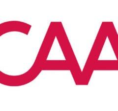 CAA logo gender parity