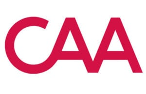 CAA logo gender parity