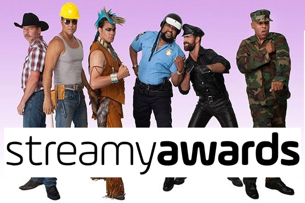 The Village People, with original lead singer Victor Willis, will perform at the Streamy Awards, streaming live on Twitter from the Beverly Hilton on Tuesday, September 26. (Village People Facebook)