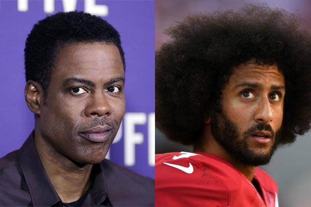 Chris Rock Colin Kaepernick
