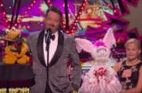 Darci Lynne and Terry Fator on 'AGT'