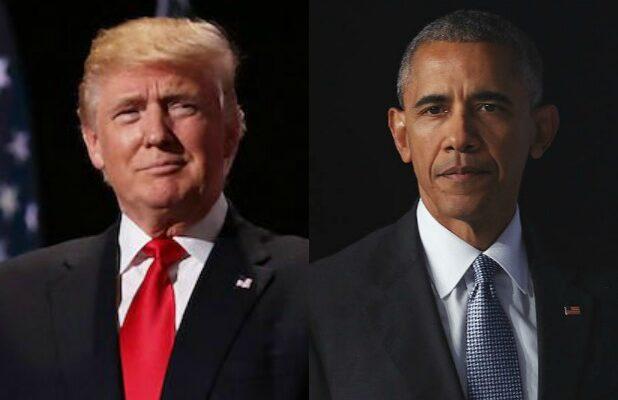 Trump được ngưỡng mộ nhất nước Mỹ, kết thúc chuỗi 12 năm của Obama DonaldTrumpBarackObama-618x400