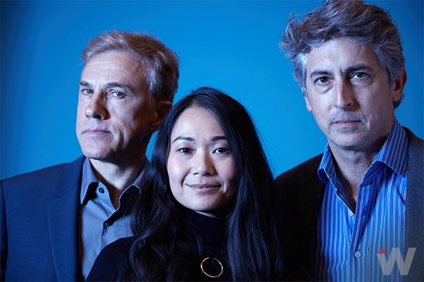 Downsizing Christoph Waltz, Hong Chau and Alexander Payne
