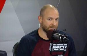ESPN Radio's Ryen Russillo