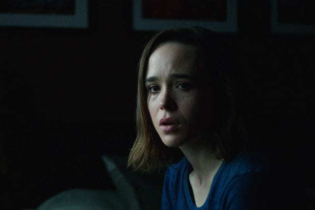 Ellen Page The Cured TIFF