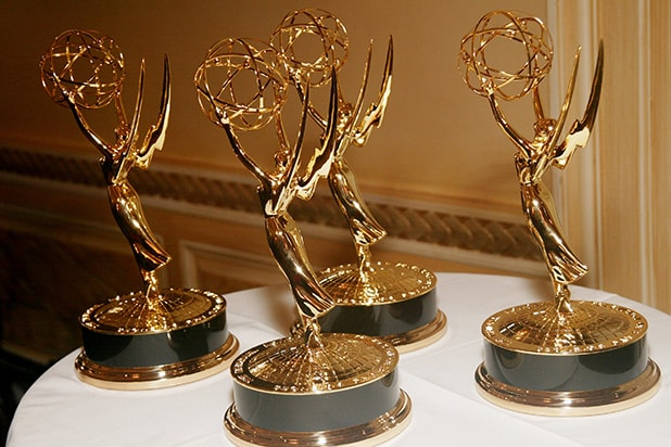Emmys Trophies