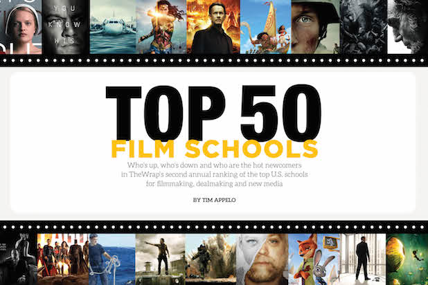 Top 50 Film Schools of 2017 Ranked, From USC to Full Sail