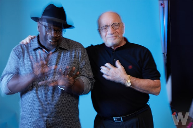 First Reformed Cedric the Entertainer and Paul Schrader