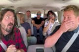 Foo Fighters on 'Carpool Karaoke'