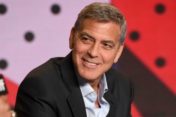 Watergate series produced by George Clooney in the works for Netflix