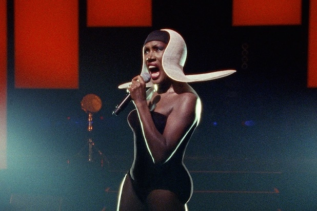 Grace Jones Bloodlight and Bami