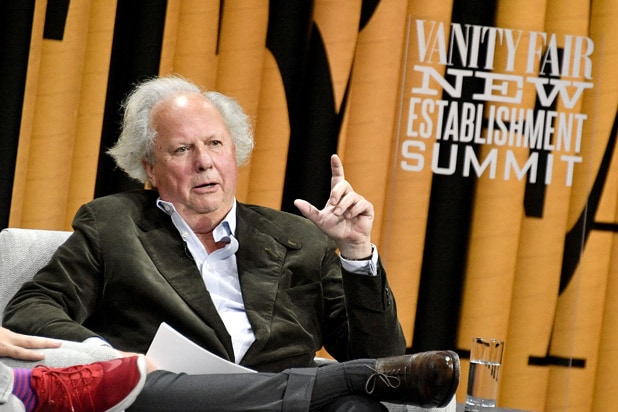 Graydon Carter to Step Down After 25 Years at Vanity Fair