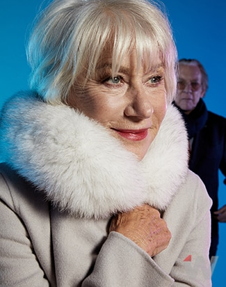 Helen Mirren The Leisure Seeker