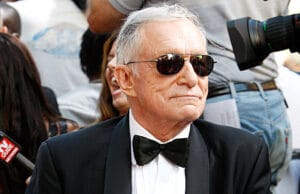 Hugh Hefner 2008 - 36th AFI Life Achievement Award