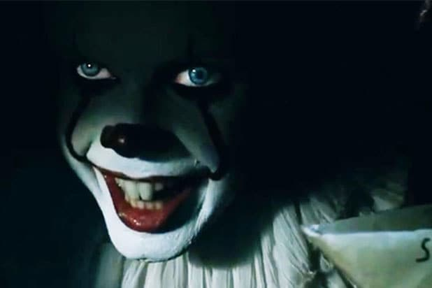 it movie Stephen king box office