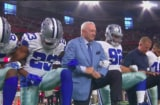Jerry Jones NFL Protest