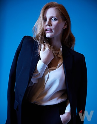 Jessica Chastain Woman Walks Ahead