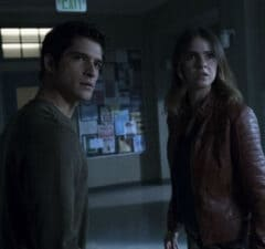 """Tyler Posey and Shelley Hennig on """"Teen Wolf"""" series finale"""