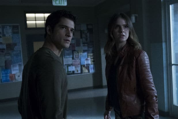 "Tyler Posey and Shelley Hennig on ""Teen Wolf"" series finale"