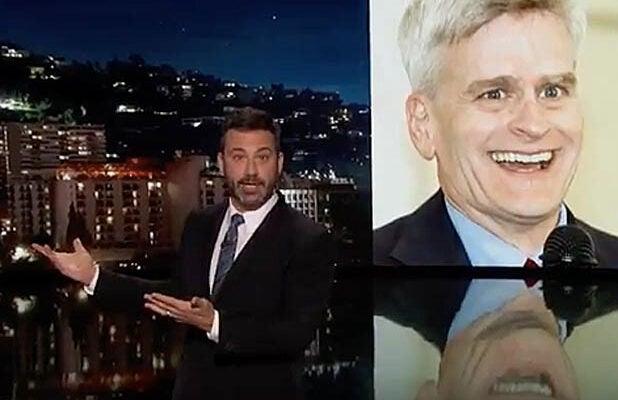 Jimmy Kimmel Bill Cassidy